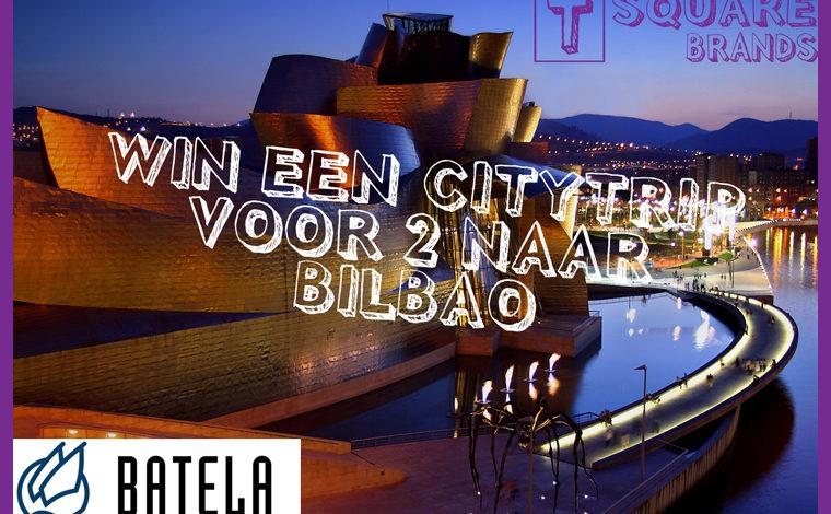 WINACTIE :  MET BATELA OP CITYTRIP