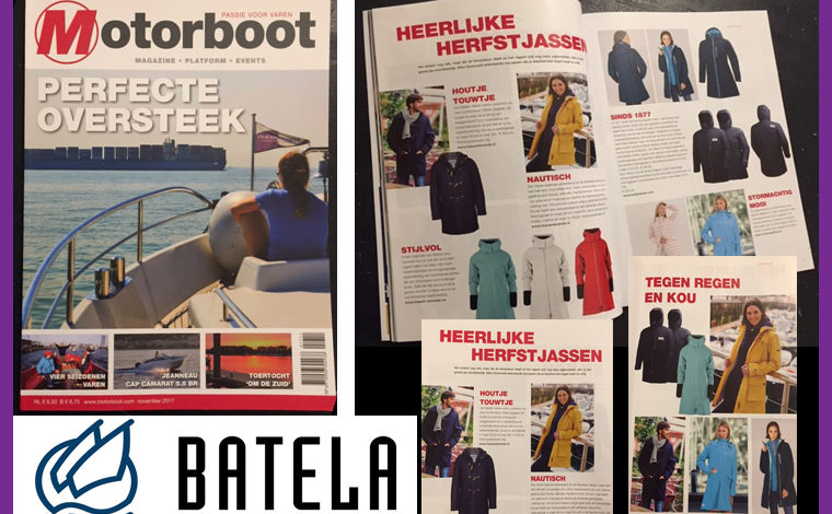 SPOTLIGHT : BATELA JASSEN IN MOTORBOOT